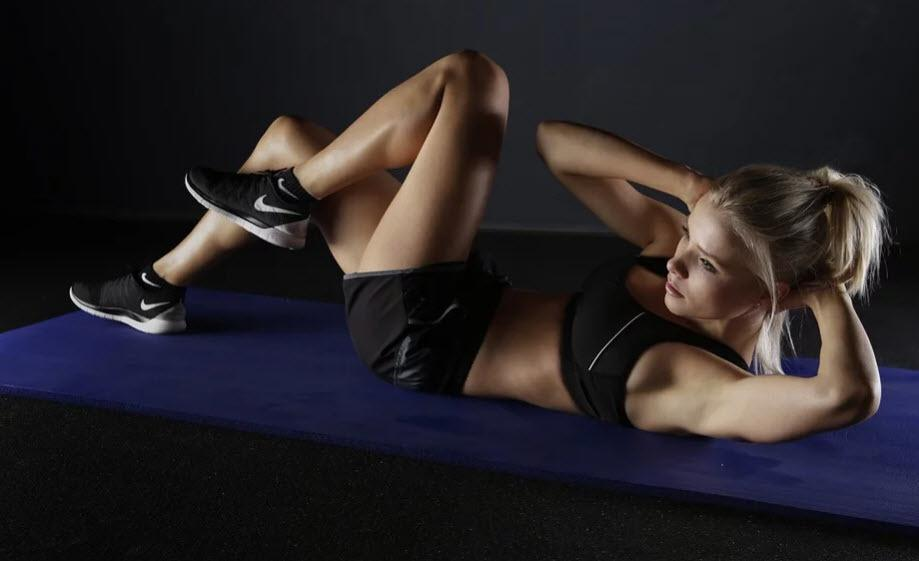 Increase health benefits of exercise by working out before breakfast