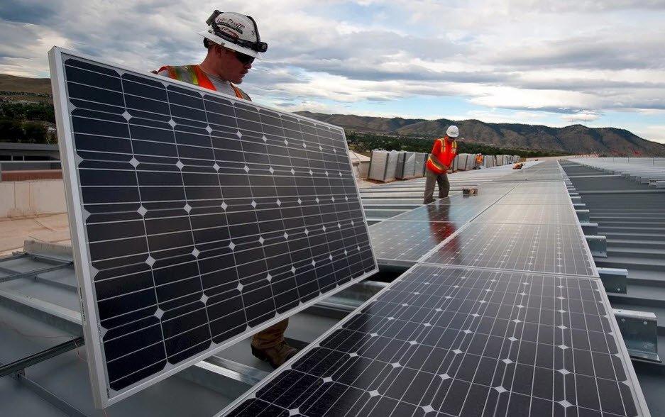 Solar Panels Produce Tons of Toxic Waste
