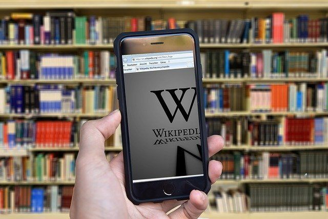 Wikipedia alternative to Twitter and Facebook