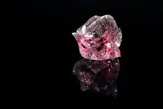 The Rarest Pink Diamond Sold For A Record